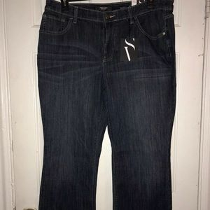 Simply Vera Vera Wang Bootleg Jeans